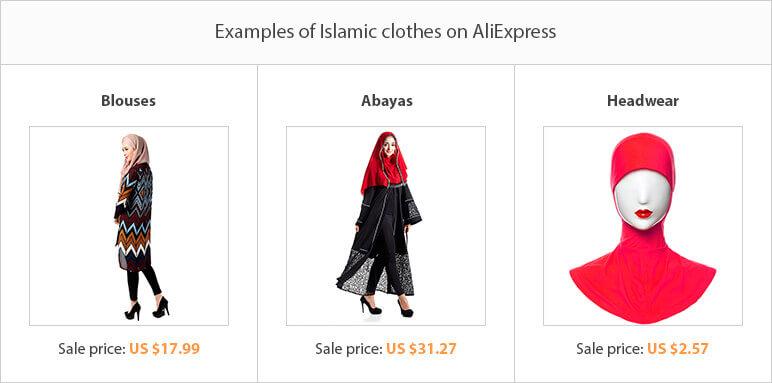 Islamic clothes