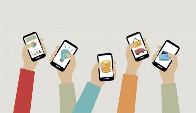 illustration-human-hands-holding-smartphone
