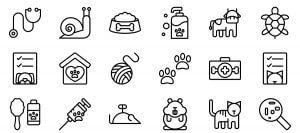 dropshipping-pet-supplier-niche-white-icon