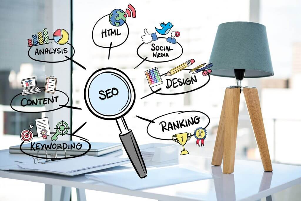 SEO-ranking-html-design-social-media