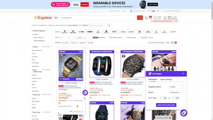 ali-orders-help-find-aliexpress-product-page-watches