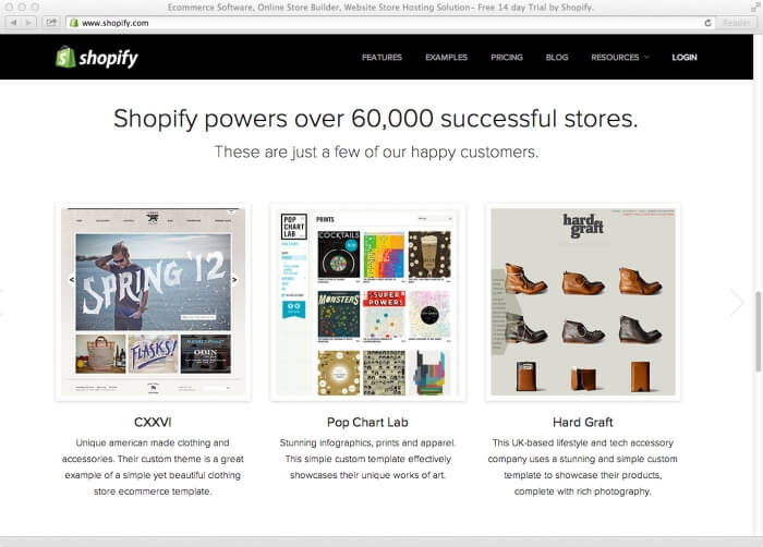 Shopify-landing-page-products-shoes-items