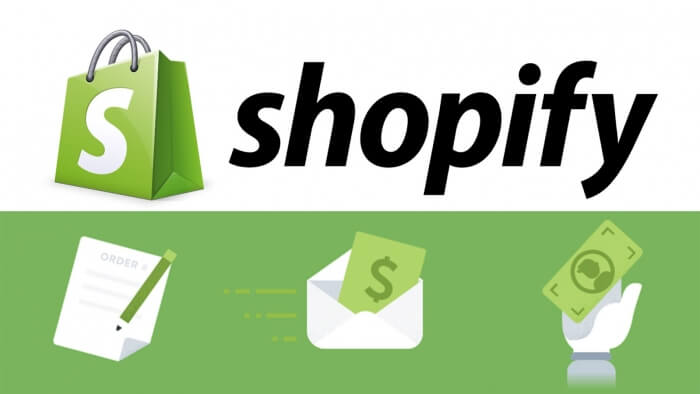 shopify-e-commerce-platform-logo-white-green-bag-money-dollar