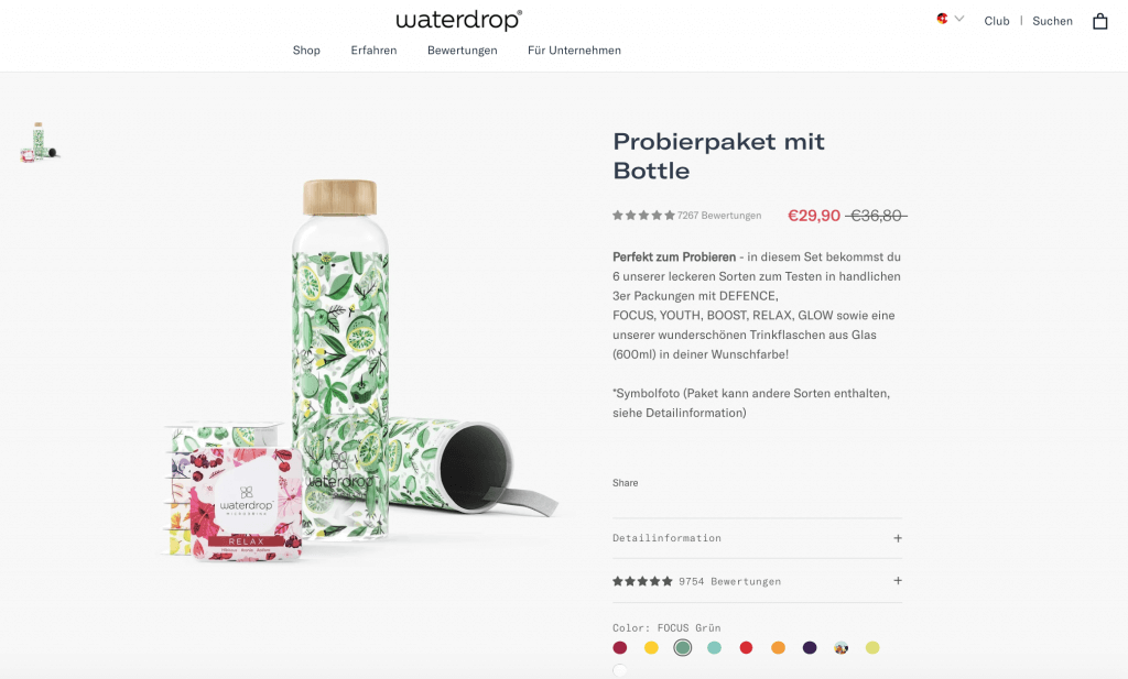 Shopify-store-waterdrop-product-bottle