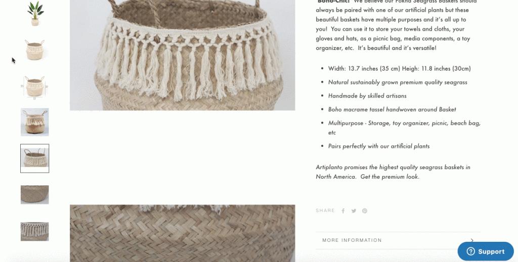 shopify-store-artplanto-website-pokha-product-details