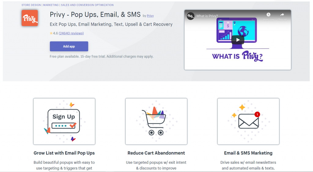 privy-is-one-of-the best-free-shopify-apps