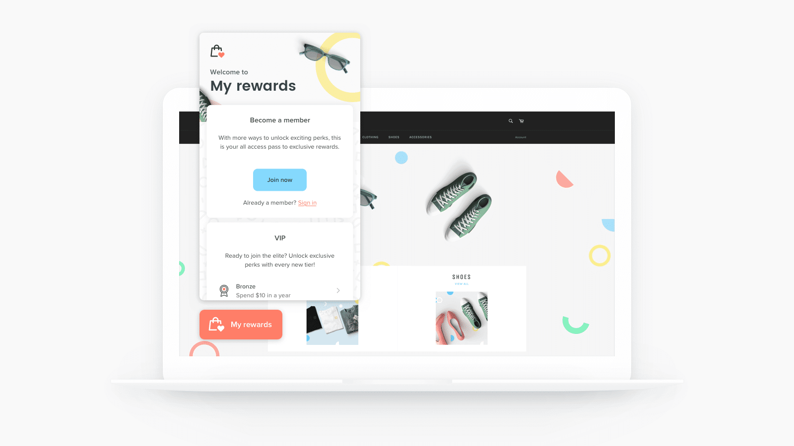 rewards-for-customer-on-website-making-more-connection