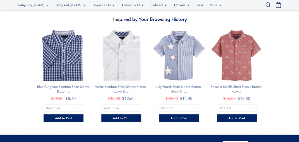 shopify-sales-tips-display-personalized-recommendation-to-user-engage-shop