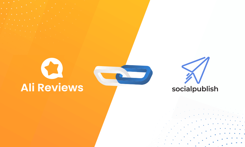 Integration with Social Publish: Turn customer reviews into social posts seamlessly