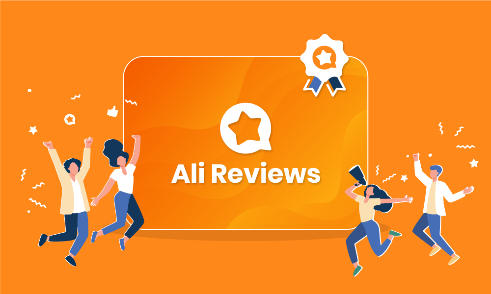 Ali Reviews getting featured on Shopify App Store