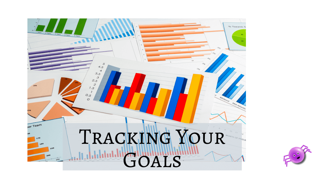 tracking your goals help to improve your results