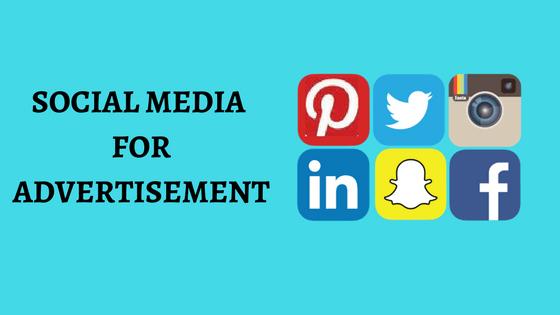 social media advertising for e-commerce