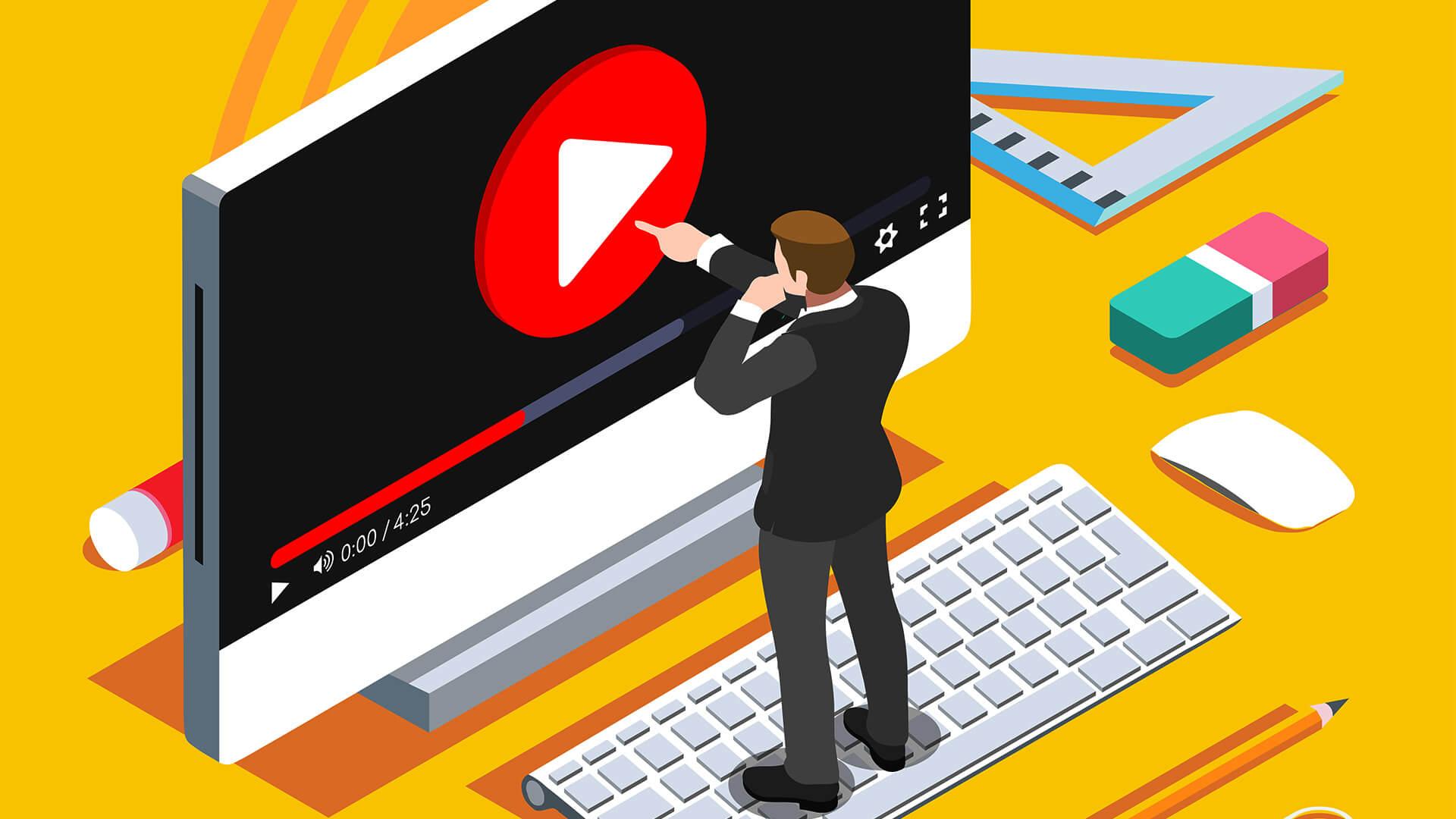 video advertising for e-commerce