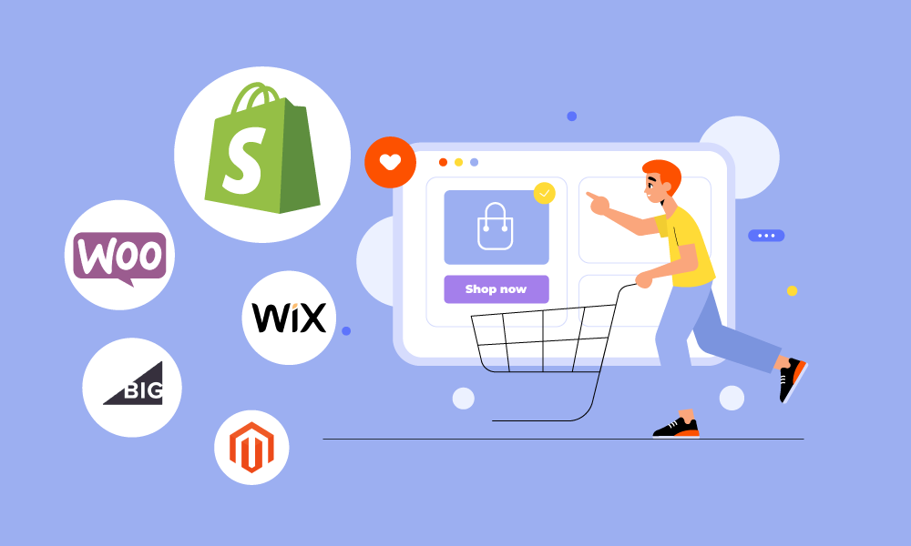 5 Best free e-commerce platforms: All things you need to know and comparisons in 2020