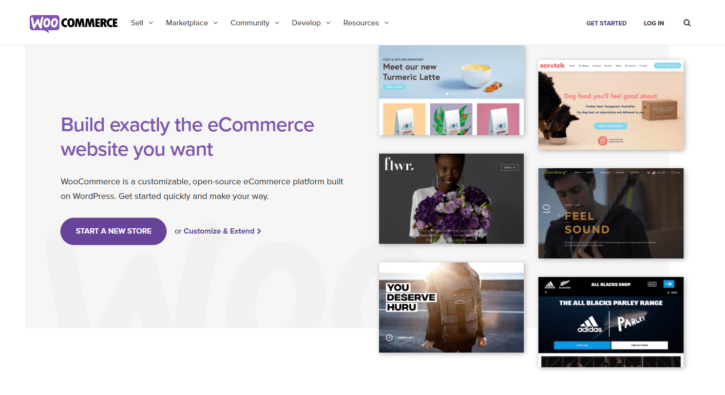 woocommerce-e-commerce-platform