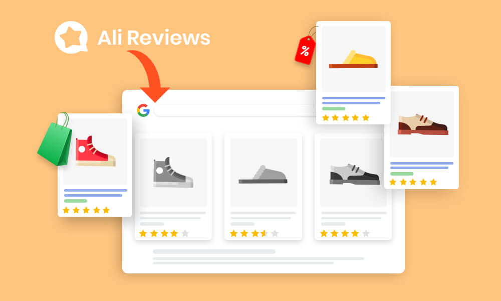 Integrating your Ali Reviews to Google Shopping Ads