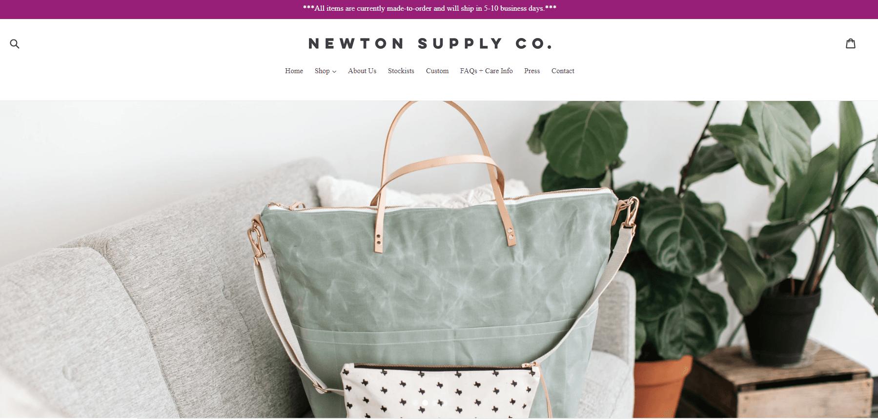 Shopify Merchant Store Using Debut Theme
