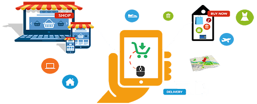 What is e-commerce platform?