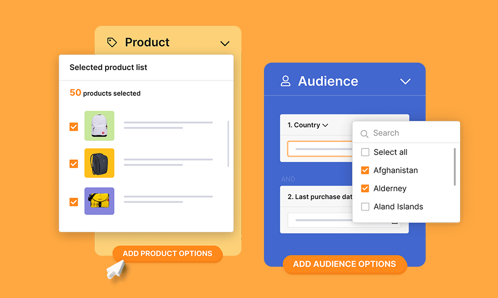 Make review showcase more efficient with display conditions
