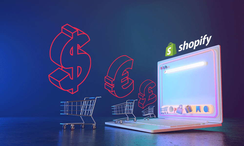 3 tips to sell cross-border with Shopify multi-currency stores