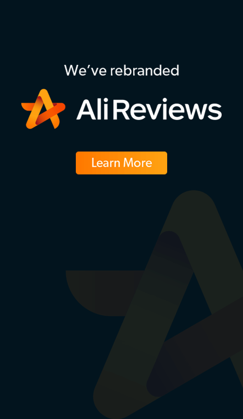 Logo Ali Reviews Shopify Product Reviews App