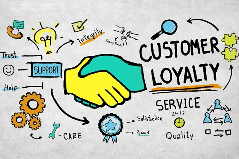 Build customers loyalty