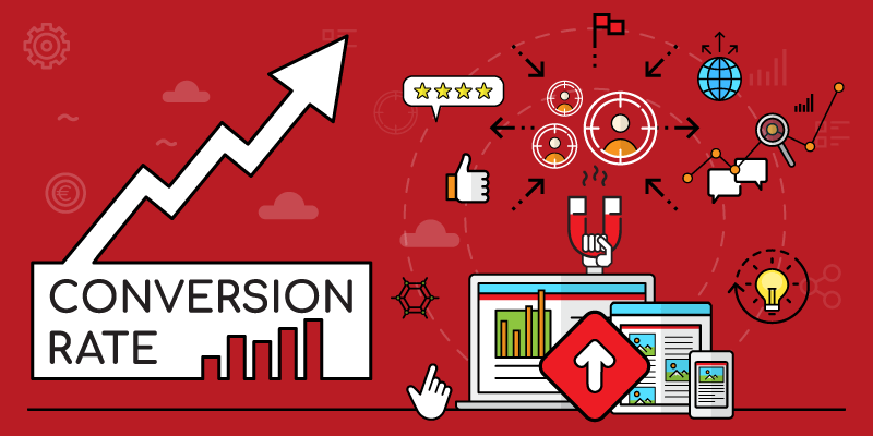 Increase conversion rate for your site