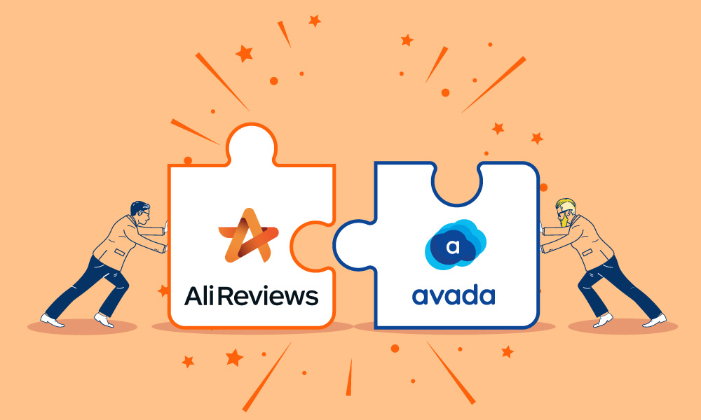 Ali Reviews Partners up with AVADA for Marketing Strategies Growth