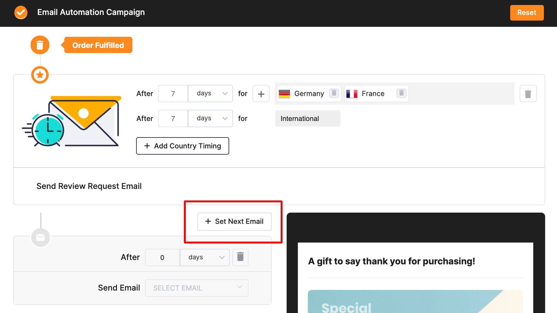 shopify adding reviews