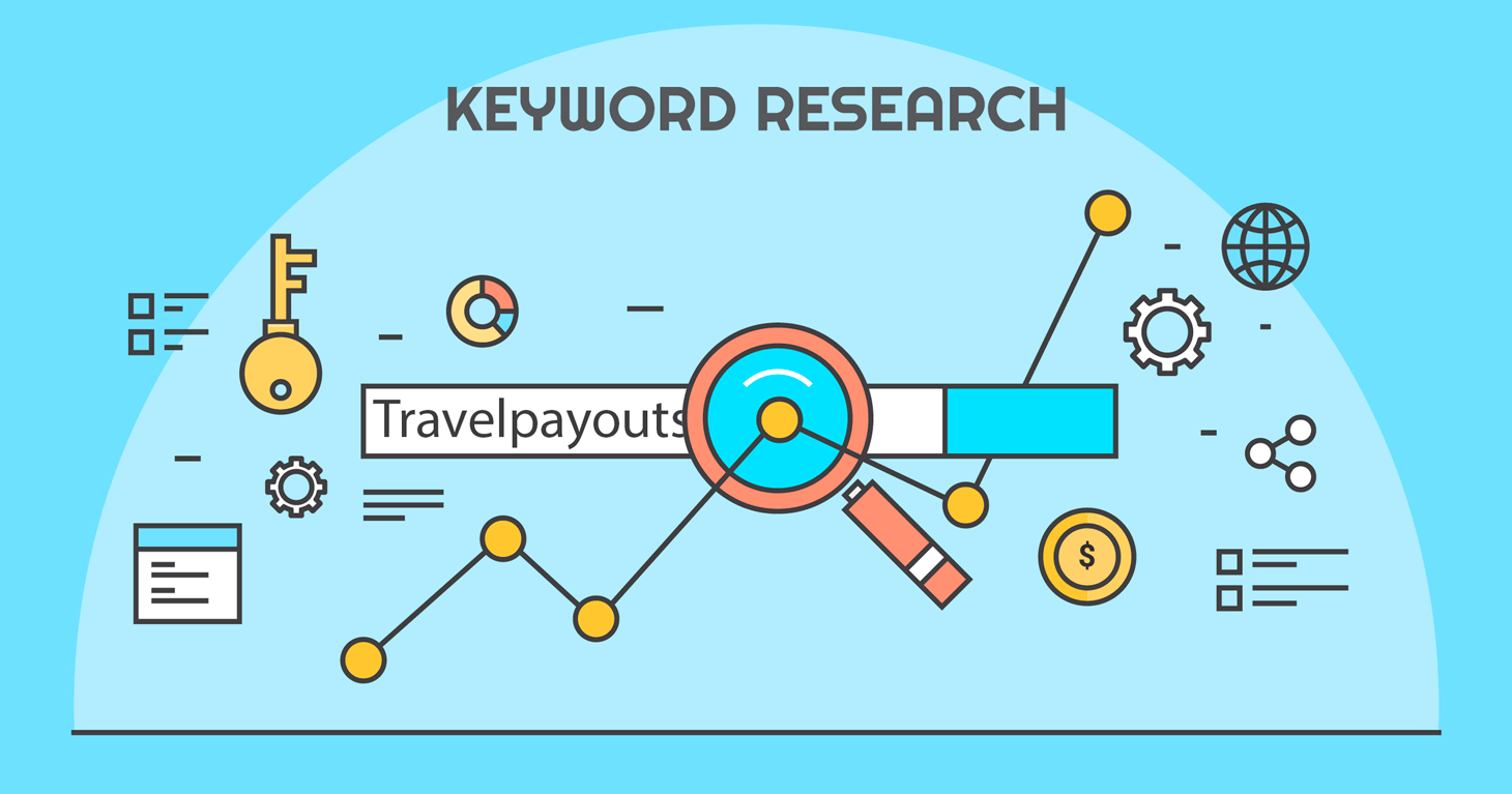 Keyword research for multilingual SEO website