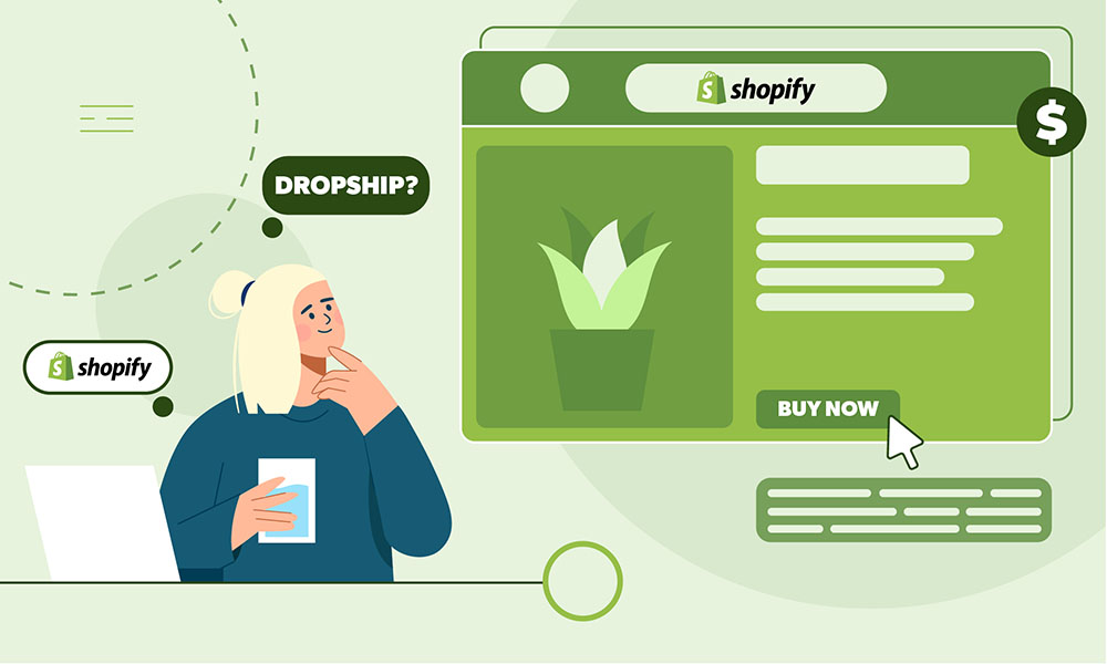 What is dropshipping? How to start Dropshipping with Shopify