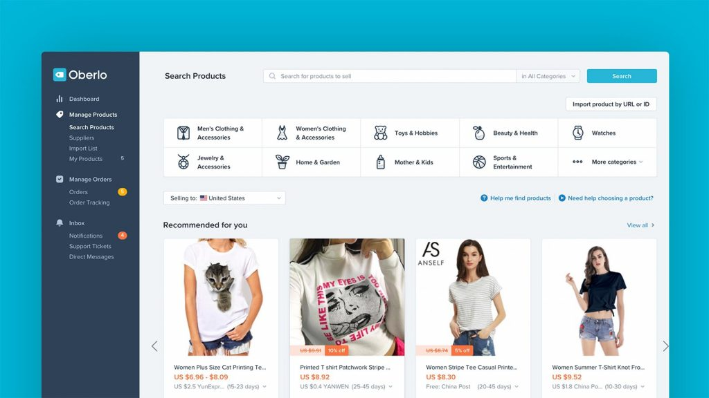 How to start dropshipping with Shopify in 5 steps 3