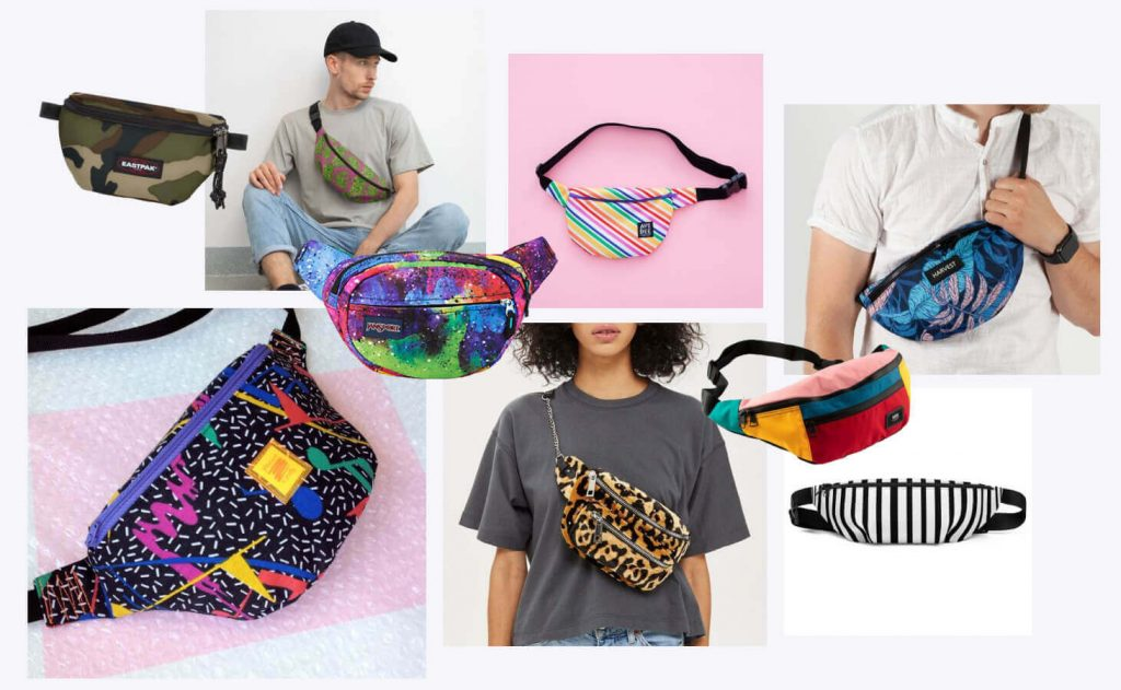 Print on demand products: Fanny packs