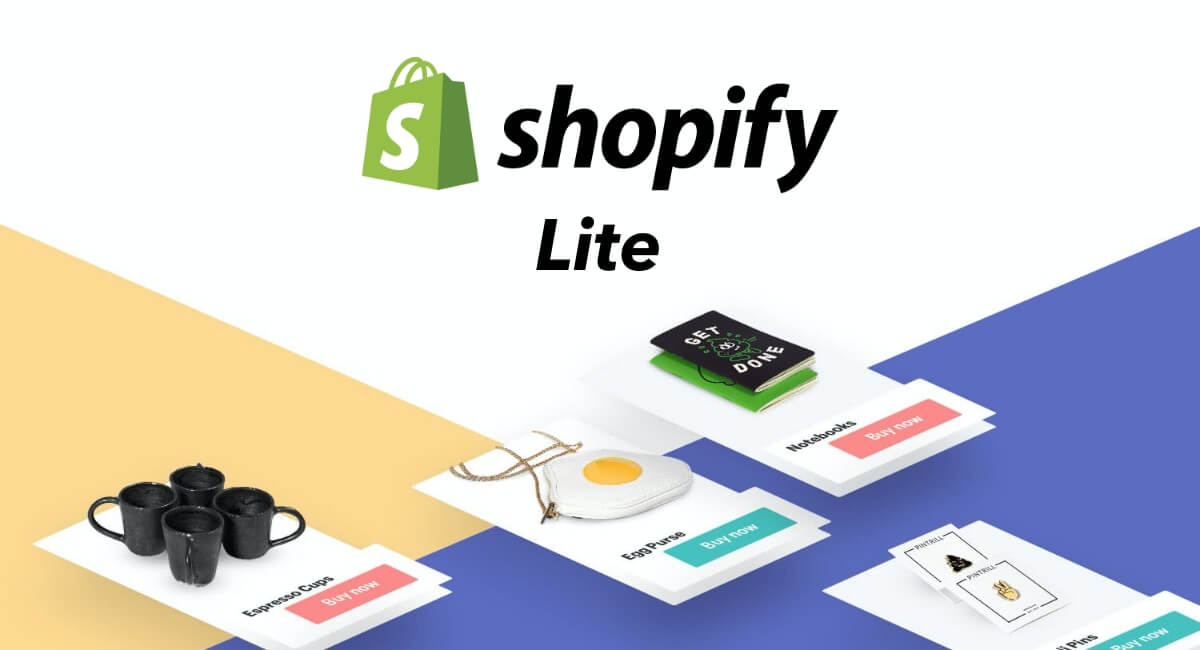 What is Shopify? Shopify Lite