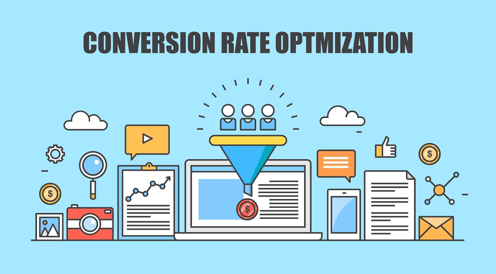 What is Shopify? Optimize conversion rate for your business