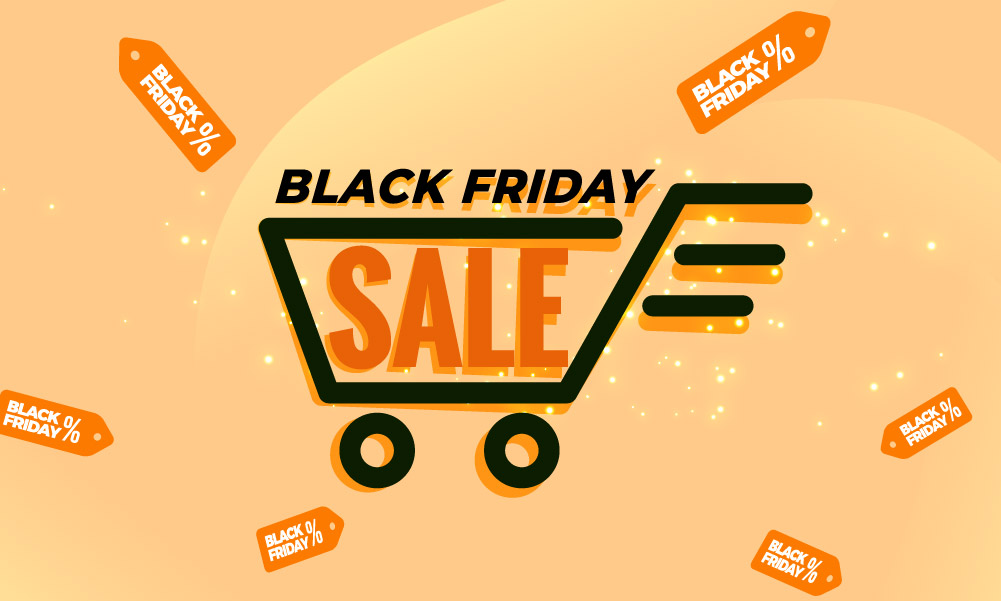 Top 6 Best Black Friday and Cyber Monday Campaigns from creative brands that peak sales