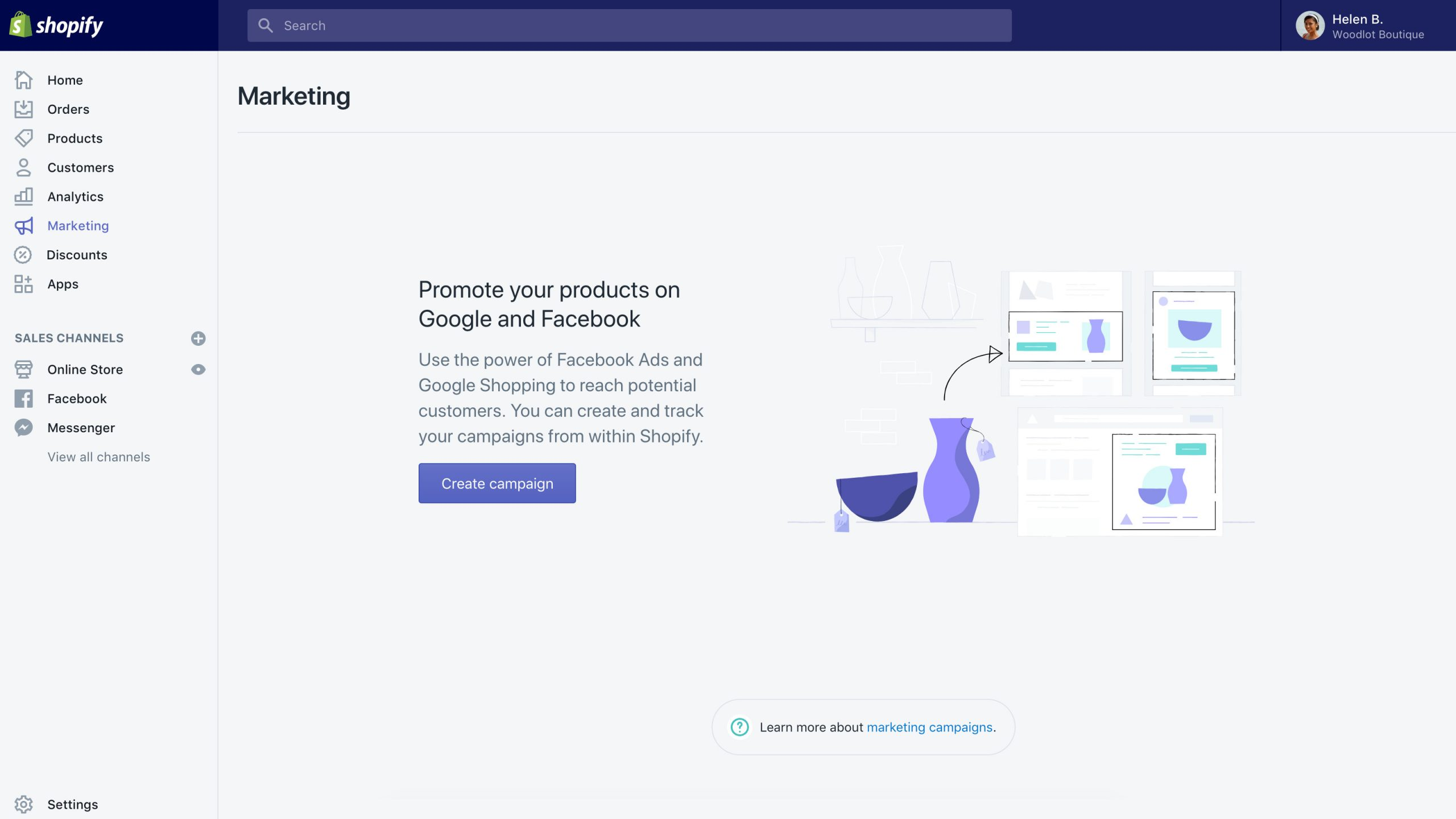 How to start a Shopify store in less than 1 hour 9c