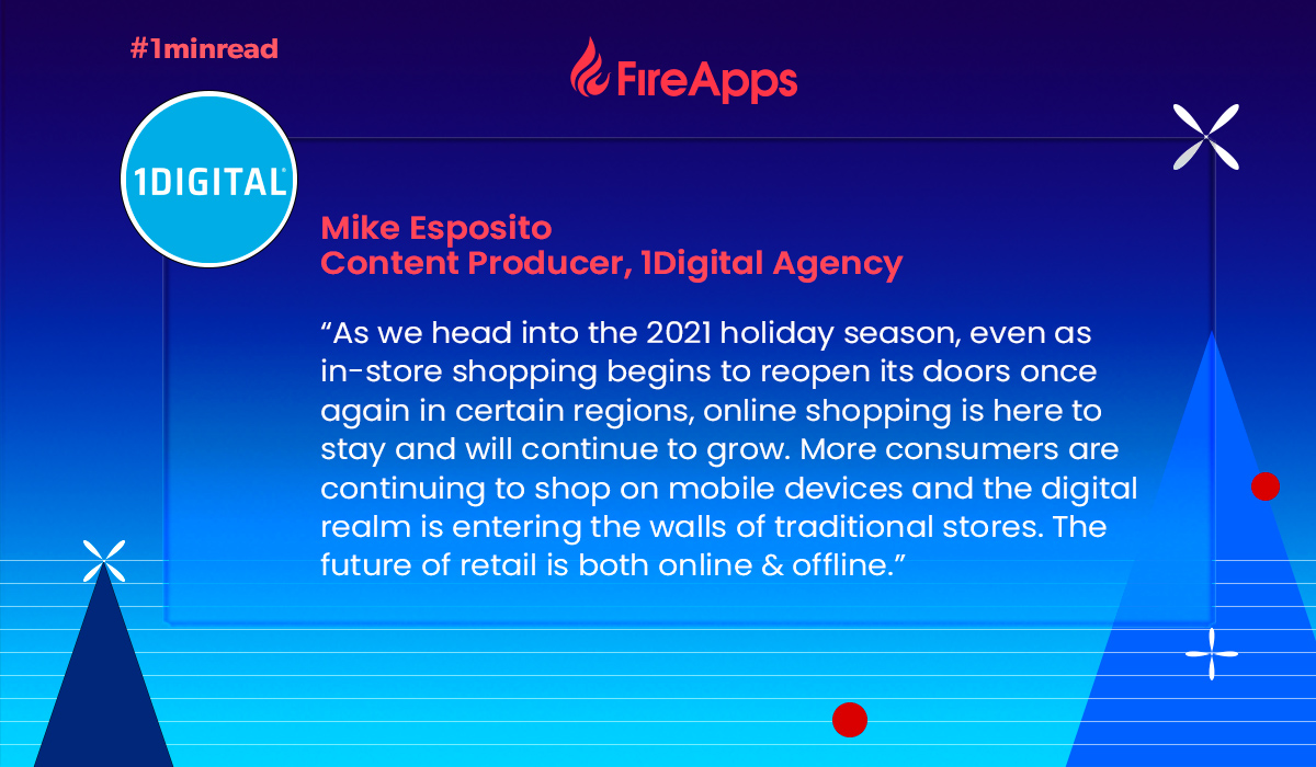 2021 Holiday E-commerce Trends to Watch From The Experts 1